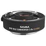 Used Sigma APO Tele Converted 1.4x DG for Canon [L] - Excellent