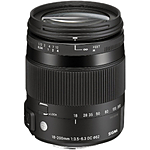 Used Sigma 18-200mm f3.5-6.3 C Macro for Nikon [L] - Excellent