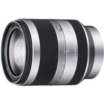 Sony E 18-200mm F3.5-6.3 OSS E-Mount Zoom Lens - Silver (Used - Excellent)