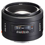 Used Sony 50mm F1.4 A Mount Lens [L] - Excellent