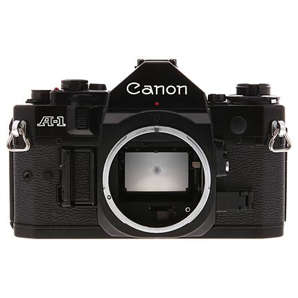 Used Canon A-1 35mm SLR - Fair