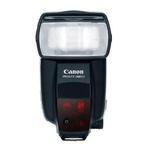Used Canon Speedlite 580 EXII Shoe Mount Flash - Fair