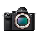 Used Sony Alpha a7II 24.3MP Mirrorless Camera - Fair