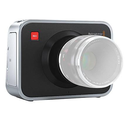 Used Blackmagic Design Cinema Camera EF 2.5K w/ 240G SSD x2 +MORE - Good