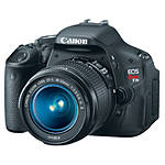Used Canon Rebel T3i w/ EF-S 18-55mm II Non IS - Good