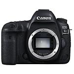 Used Canon EOS 5D Mark IV Digital SLR Camera Body - Good