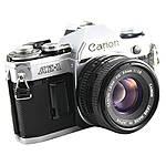 Used Canon AE-1 Program w/50mm 1.8 - Good
