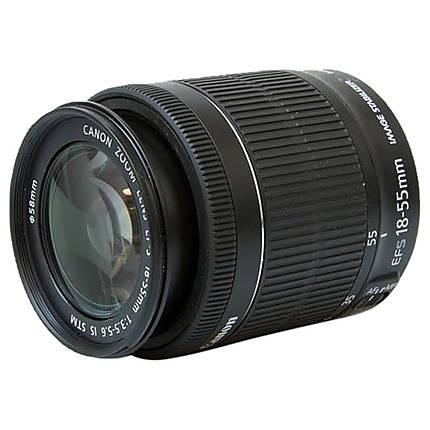 Canon EF-S 18-55mm F3.5-5.6 Lens [L] - Good