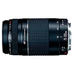 Used Canon 75-300mm f/4-5.6 III USM - Good