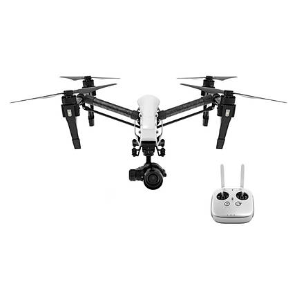 Used DJI Inspire 1 Pro Bundle w/ Zenmuse X5, 15mm f1.7, TB-48 x5 - Good