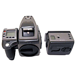 Used Hasselblad H2 w/ 16-32 Back  and  HV90X Finder [F] - Good