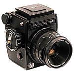 Used Kowa SixMM W/ Grip,85MM F/2.8,Waist finder,Sport Finder [F] - Good