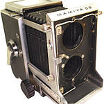 Used Mamiya C3 Body Only [F] - Good