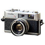 Used Minolta Hi-Matic 7S 35MM Point and Shoot [F] - Good