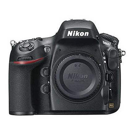 Used Nikon D800 Body Only - Good