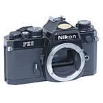 Used Nikon FE2 Film SLR (Black) - Good