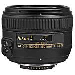 Used Nikon 50mm f/1.4G - Good