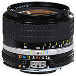 Used Nikon 24MM F/2.8 AI Lens