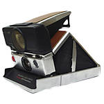 Used Polaroid SX-70 Sonar Black [F] - Good