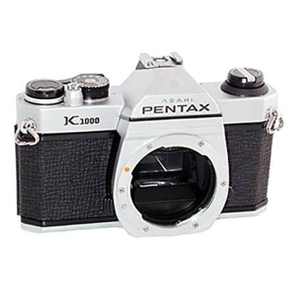 Used Pentax K1000 35MM SLR [F] - Good