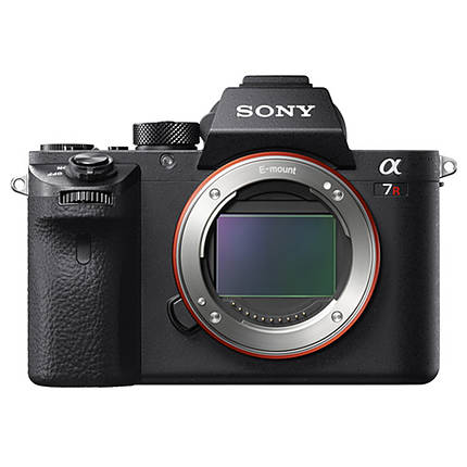 Sony Alpha a7RII Mirrorless Digital Camera [M] - Good