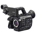 Used Sony PXW-FS5 XDCAM Super 35 Camera - Good