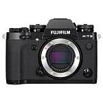 *Opened Box* Fujifilm X-T3 Mirrorless Digital Camera Body (Black)