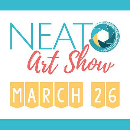 *FREE RSVP* Neato Art Show