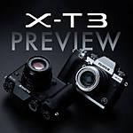 *FREE RSVP* Fujifilm X-T3 Preview