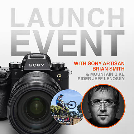 Sony a9 Launch Event with Sony Artisan Brian Smith