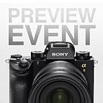Sony a9 Preview Event