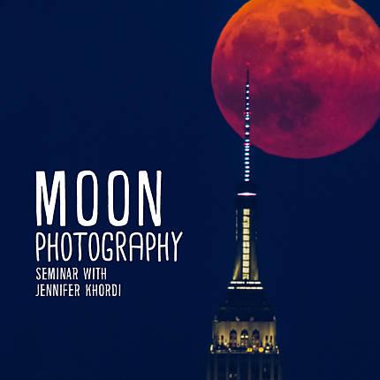 Moon Photography Seminar with Jennifer Khordi
