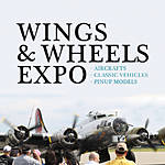Photography at the Wings and Wheels Expo
