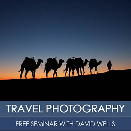 *FREE RSVP* Travel Photography Seminar with David Wells