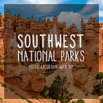 Southwest National Parks Photo Excursion with AIP