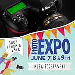 EXPO: Tips, Tricks, and Hidden Tech with Alex Podstawski (Nikon)