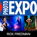 EXPO: From Speedlights to Portable Studio Strobes with Rick Friedman