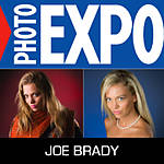 EXPO: Getting Started with Studio Portraits with Joe Brady (Sony  and  Hensel)