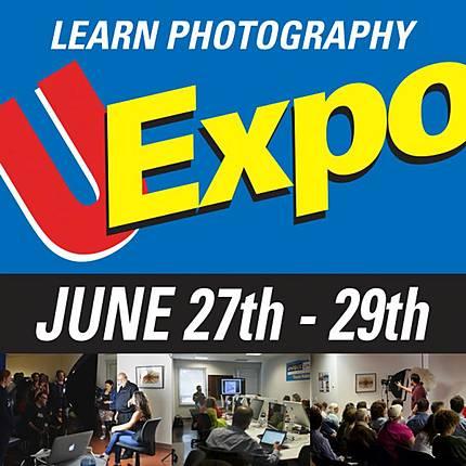 EXPO: Nikon Camera Basics