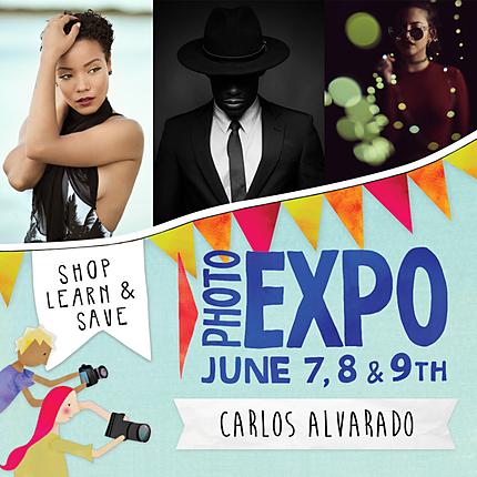 EXPO: Breaking into the Photo Biz with Carlos Alvarado (Panasonic)