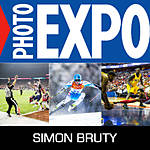 EXPO: Luck, Skill, or Both in Sports Photography with Simon Bruty (Canon)