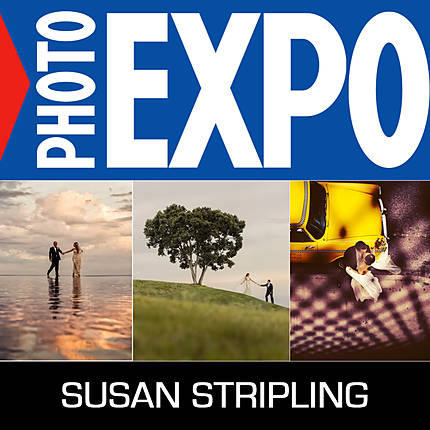 EXPO: Lighting in Wedding Photography with Susan Stripling