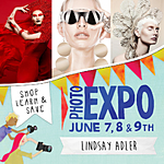 EXPO: The Art of Stylized Portraiture with Lindsay Adler (Canon)
