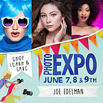 EXPO: Bold and Beautiful Fashion Portraits with Joe Edelman (Olympus)