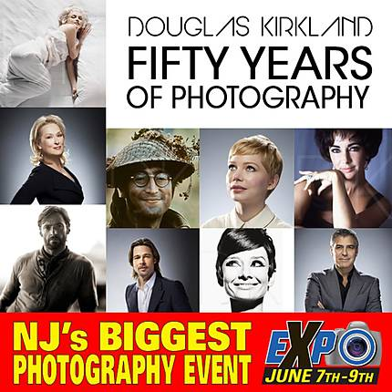 Fifty Years of Photography with Douglas Kirkland
