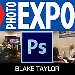 EXPO: Photoshop Basics - Tools Palette with Blake Taylor