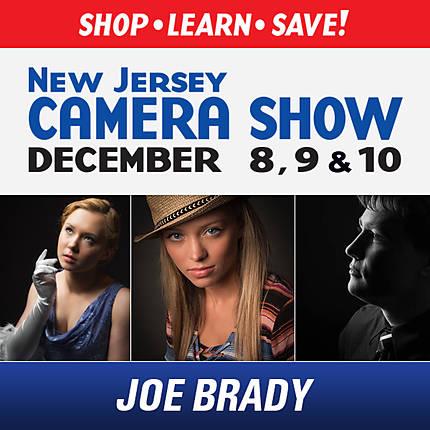 NJCS: Getting Started with Studio Strobes with Joe Brady (Sony, Hensel)