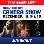 NJCS: Getting Started with Studio Strobes with Joe Brady (Sony, Hensel)
