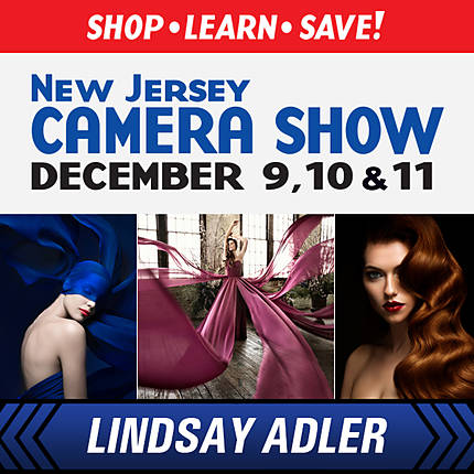 NJCS: Fashion Lighting to Take to the Bank! with Lindsay Adler (Profoto)