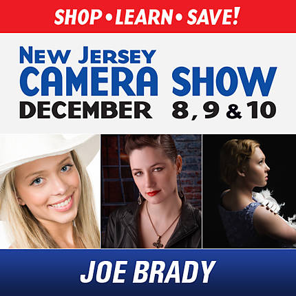 NJCS: Top 10 Tips  and  Enhancements for Portrait with Joe Brady (Sony, Hensel)